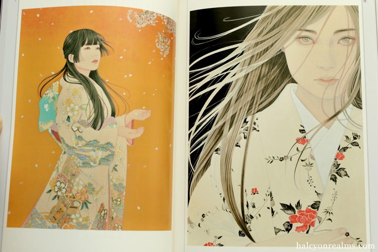 Bijinga Zukushi 2 – Japanese Beauties Art Book Review