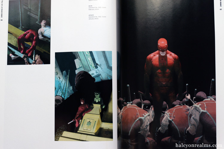 Marvel Monograph : The Art Of Esad Ribic Book Review