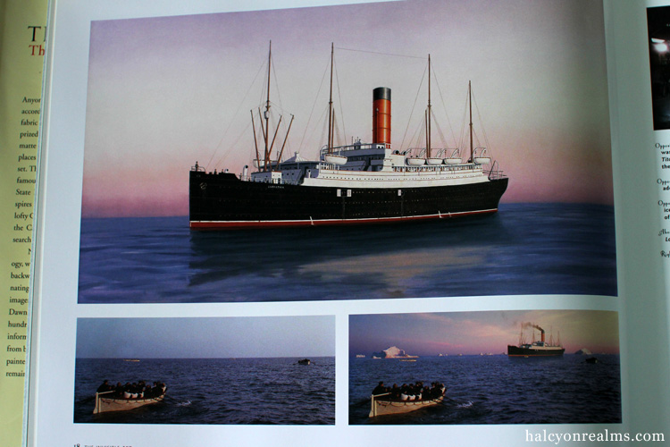The Invisible Art - Legends Of Movie Matte Painting Book ...