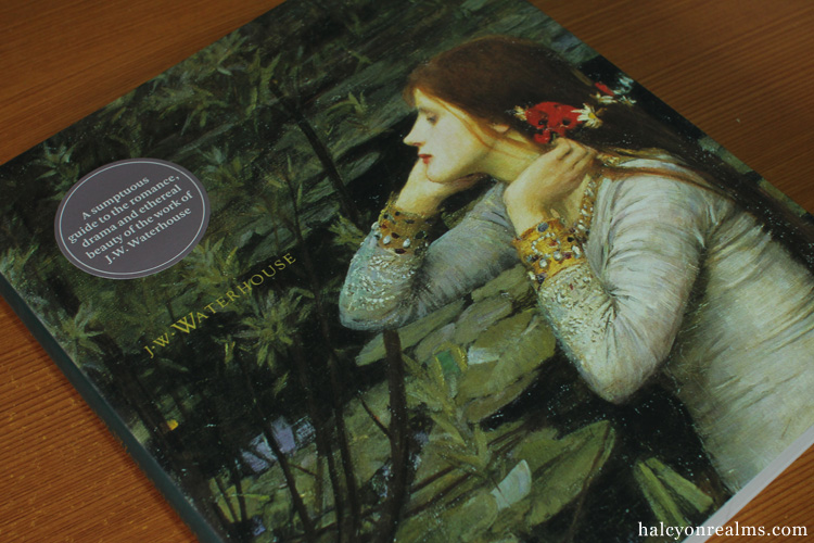 John William Waterhouse Art Book Review - Halcyon Realms