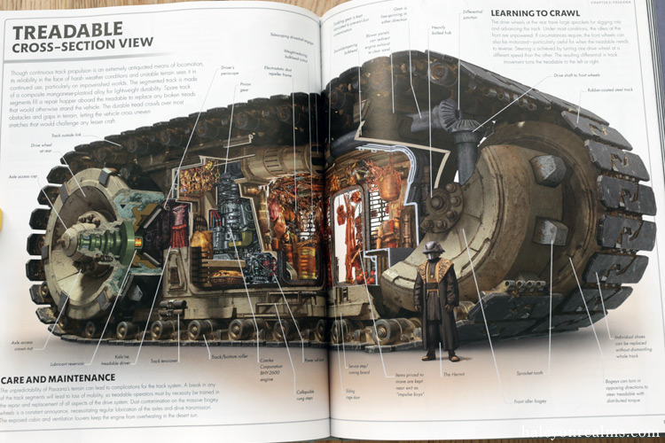 Star Wars The Rise of Skywalker The Visual Dictionary Book Review