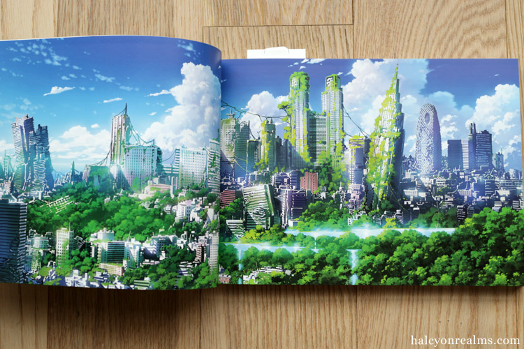 Tokyo Genso Art Book Review (2020 Edition) ???????