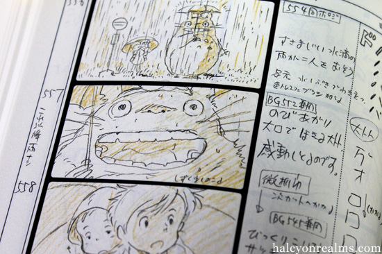 Storyboard « Anime Artbooks